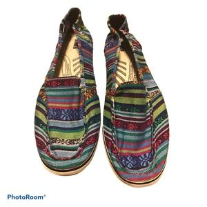 Keds Slip On Shoes multicolor size 8.5